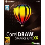 نرم  افزار  Corel Draw Graphics Suite X6  - کد 1174